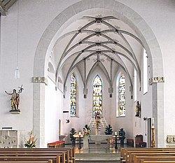 Bussenkirche St. Johann Baptist