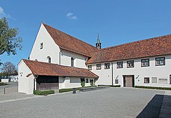 Ehem. Kapuzinerklosterkirche
