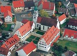 Ehemaliges Franziskanerinnenkloster Unlingen