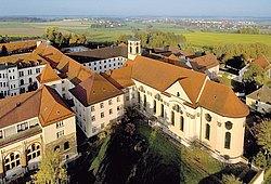 Hummelsaal im Kloster Sießen