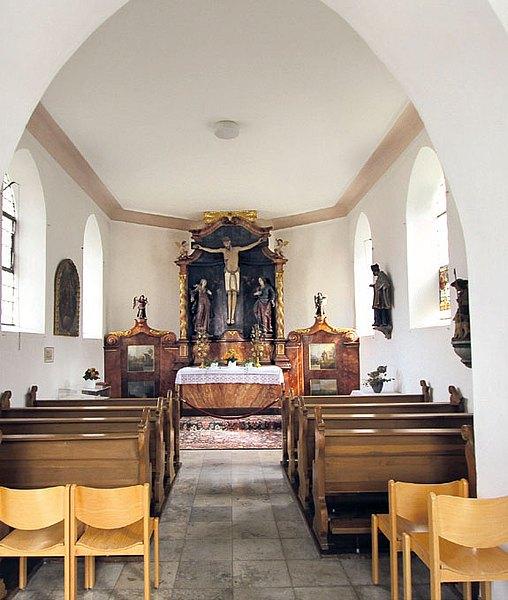 Kirchen In Bad Saulgau Und Barockkirche In Sießen