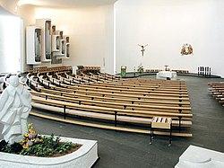 Mutterhauskirche St. Vinzenz