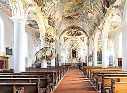Pfarrkirche St. Gallus und Ulrich