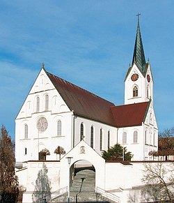 Pfarrkirche St Georg