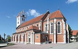 Pfarrkirche St. Laurentius und Agatha