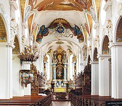 Pfarrkirche St. Magnus