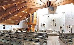 Pfarrkirche St. Maria und Selige Ulrika