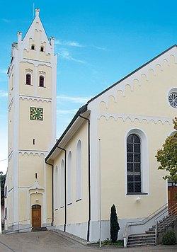 Pfarrkirche St. Ulrich in Ingerkingen