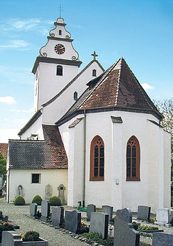 Pfarrkirche St. Ulrich in Alberweiler