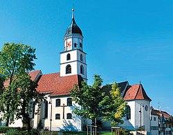 Pfarrkirche Unlingen