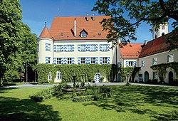 Schloss der Familie von Stauffenberg