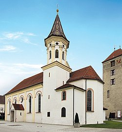 St. Jakobus-Major-Kirche