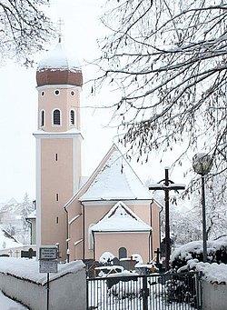 St. Nikolaus in Sauggart
