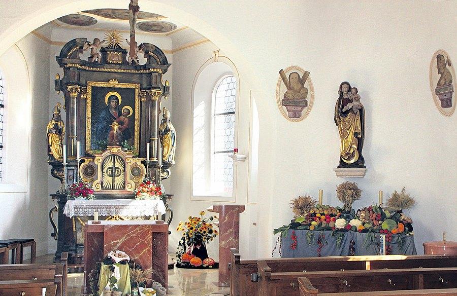 St. Nikolauskirche in Dietelhofen