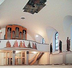 St. Peter und Paul - Urkirche des Federseeraums der Reichsstadt Buchau