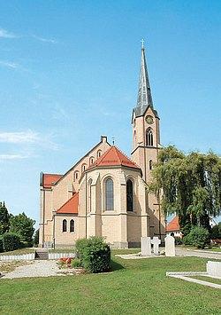 St. Ursula in Dieterskirch