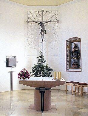 St. Ulrichskirche in Uigendorf