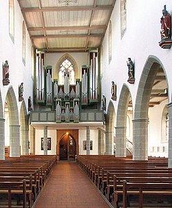 Stadtpfarrkirche St. Johannes Baptist