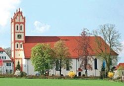 """Wallfahrtskirche """"Aufhofener Käppele"""""""