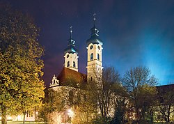 Wallfahrtskirche Münster Mariä Geburt