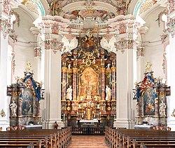 Wallfahrtskirche St. Peter und Paul