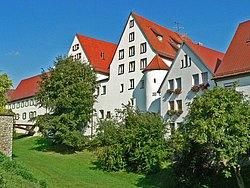 Blühendes Riedlingen - Am Graben