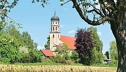 Bei der Frauenbergkirche