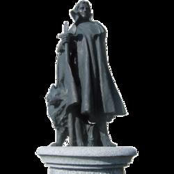 """Dorfhirte"" – Brunnenfigur"