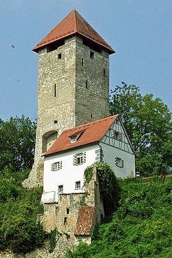 Burgruine Rechtenstein