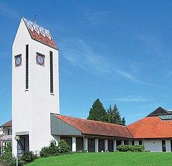 Kirche St. Maria und Selige Ulrika