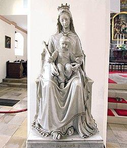 Muttergottes in der Pfarrkirche St Martinus