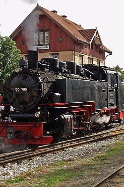 Bahnhof Ochsenhausen