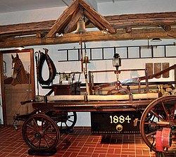 Spritzenwagen von 1884